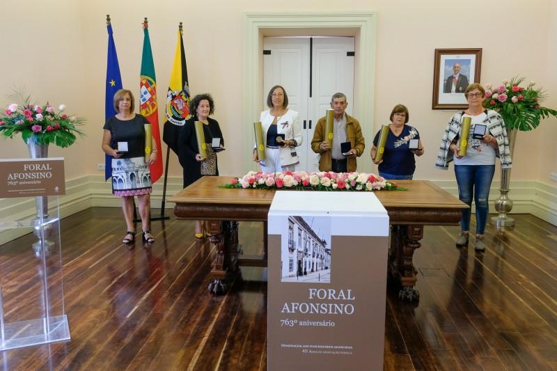 Viana do Castelo assinala 763 anos do Foral Afonsino com homenagem a funcionários municipais com 40 anos de serviço