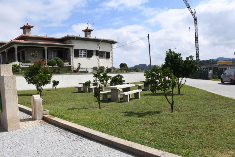 Nova Praceta em Landim serve a comunidade e valoriza a freguesia