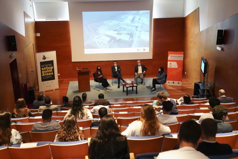 Câmara de Guimarães e TecMinho apoiam 15 ideias de negócio em Incubação Industrial