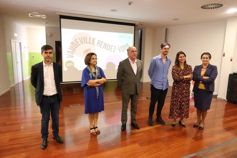 Festival Vaudeville Rendez-Vous regressa com sete espectáculos em Famalicão