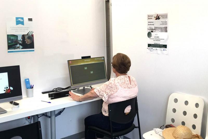 Município aposta em projecto para combater isolamento dos seniores