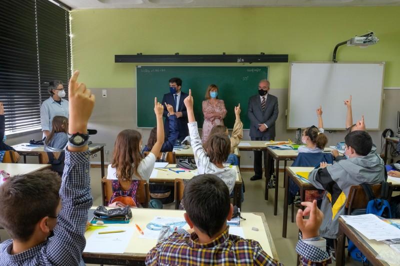 Requalificação profunda de quatro escolas do concelho representou investimento de 12 milhões de euros