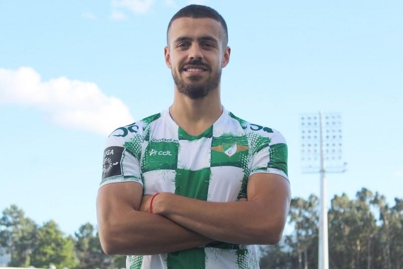 Central Artur Jorge  é o primeiro reforço do Moreirense FC