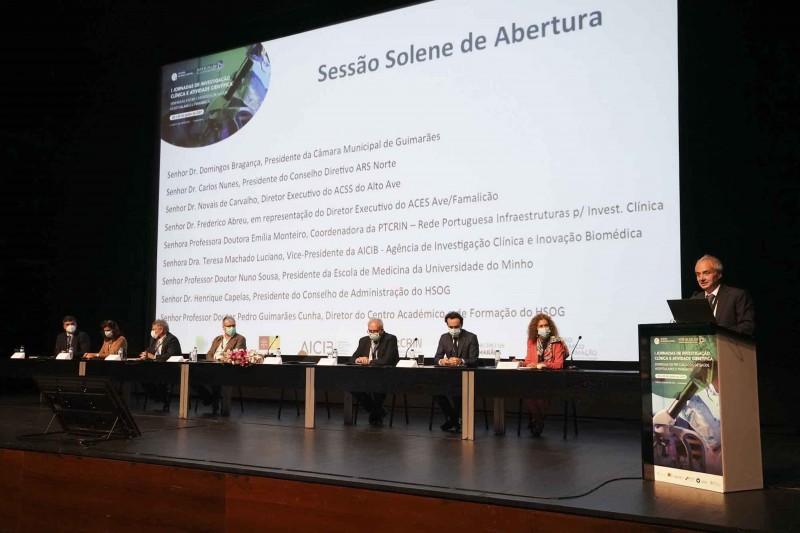 Guimarães acolhe jornadas de investigação clínica e actividade científica