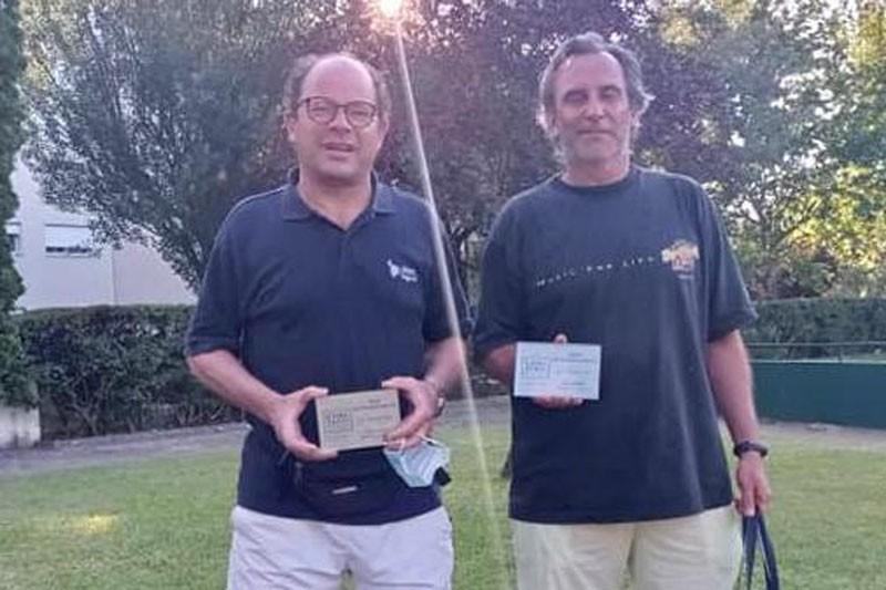 Clube de Ténis recebeu Open de Veteranos de Braga