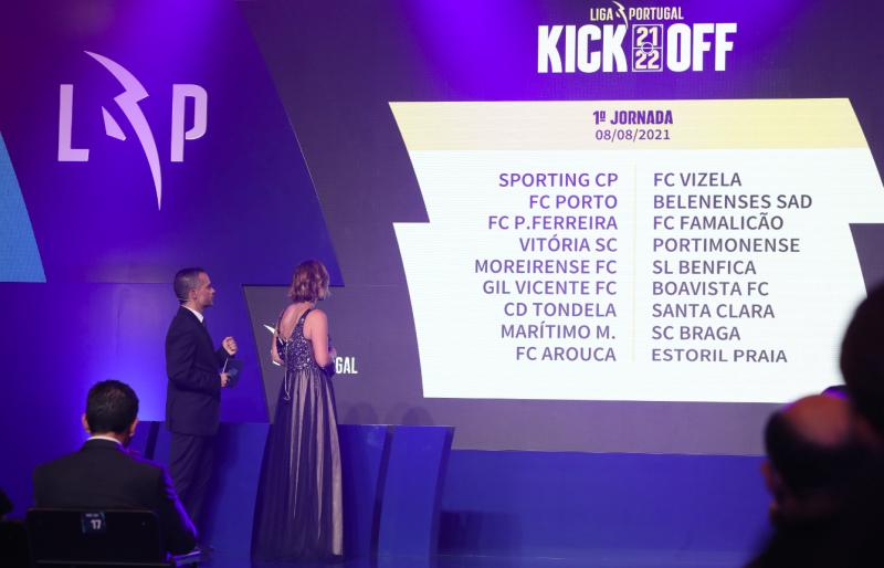 FC Vizela regressa à I Liga com duelo frente ao campeão