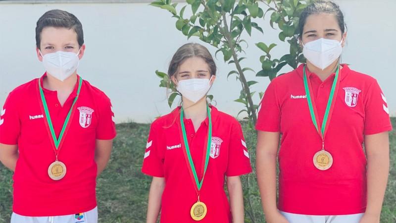SC Braga com vários medalhados no nacional