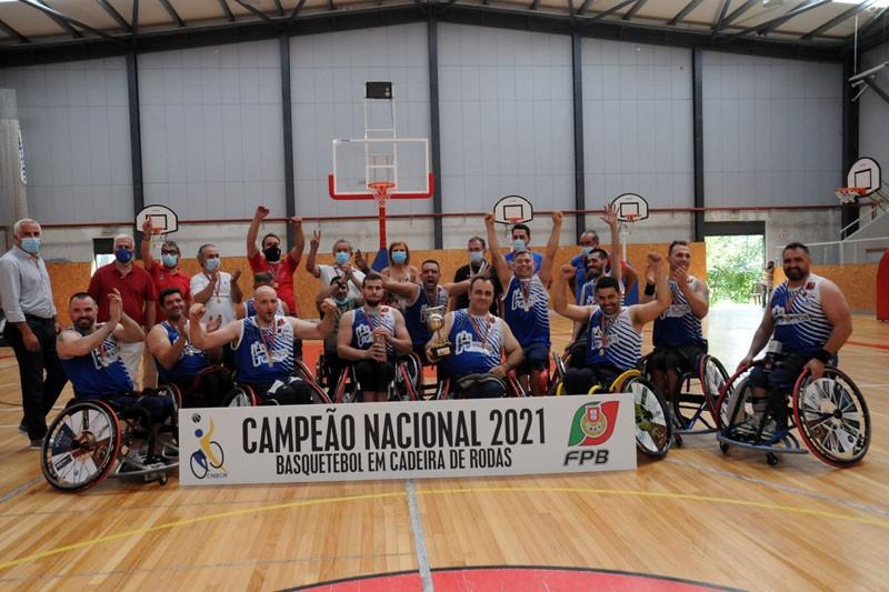 APD/Braga campeã nacional seis vezes