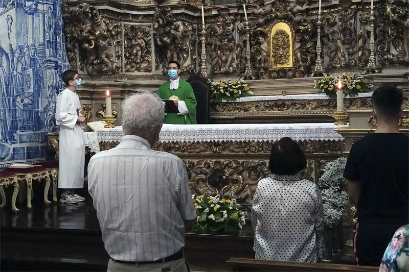 Amigos do Palacete Júlio Lima  lembram benemérito com missa