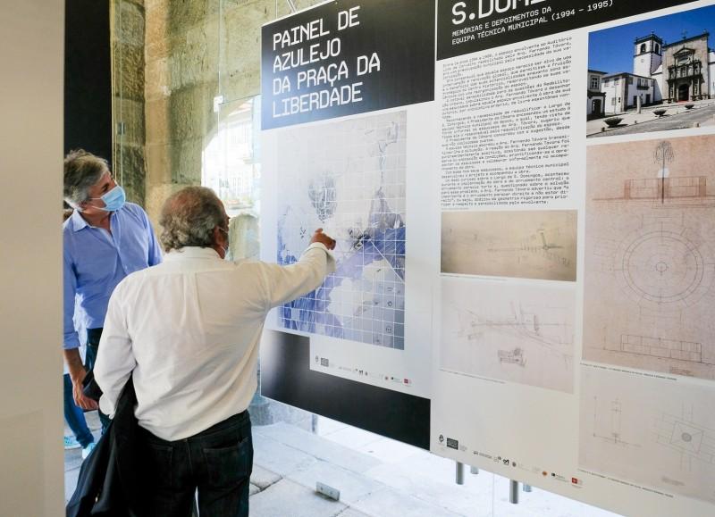 Contributo de Fernando Távora para o concelho distinguido por Viana Práxis