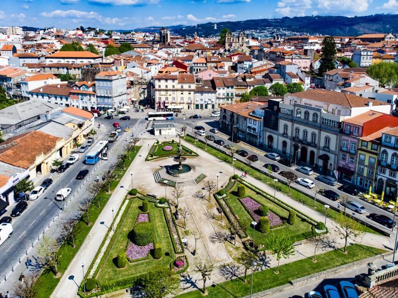 Câmara de Braga analisa projectos estratégicos para valorização económica do Concelho