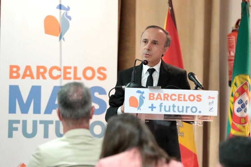 'Barcelos Mais Futuro' com Fernando Pereira à Assembleia Municipal