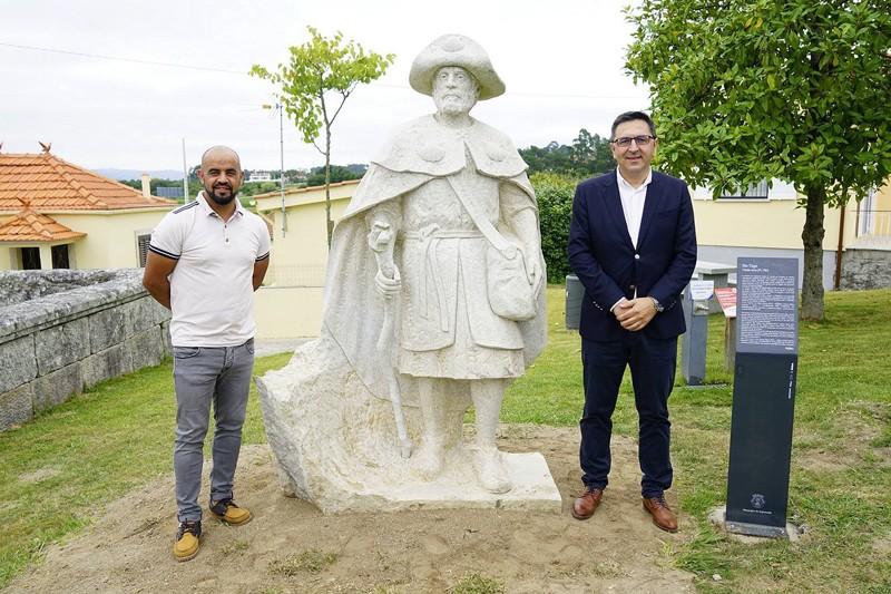 Caminho de Santiago ganha obras de arte