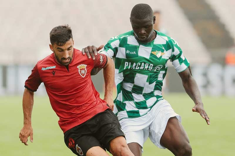 Penáltis foram fatais para o Moreirense FC