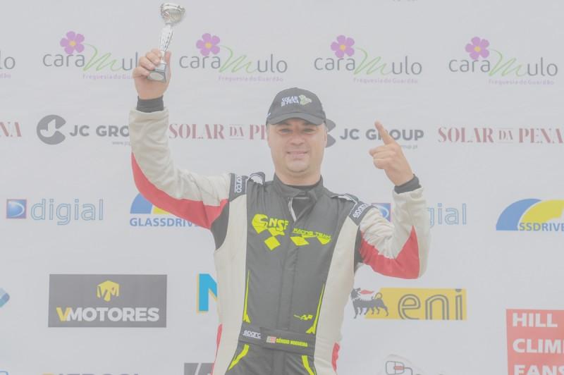 Sérgio Nogueira vence Rampa do Caramulo e reforça liderança na divisão Turismo 3