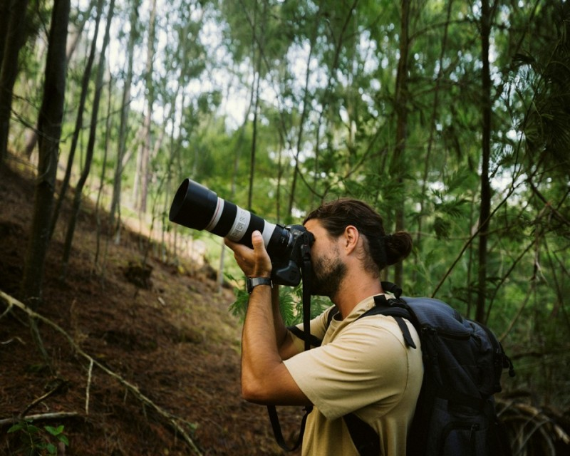 Workshop de Fotografia de Natureza na Póvoa de Lanhoso