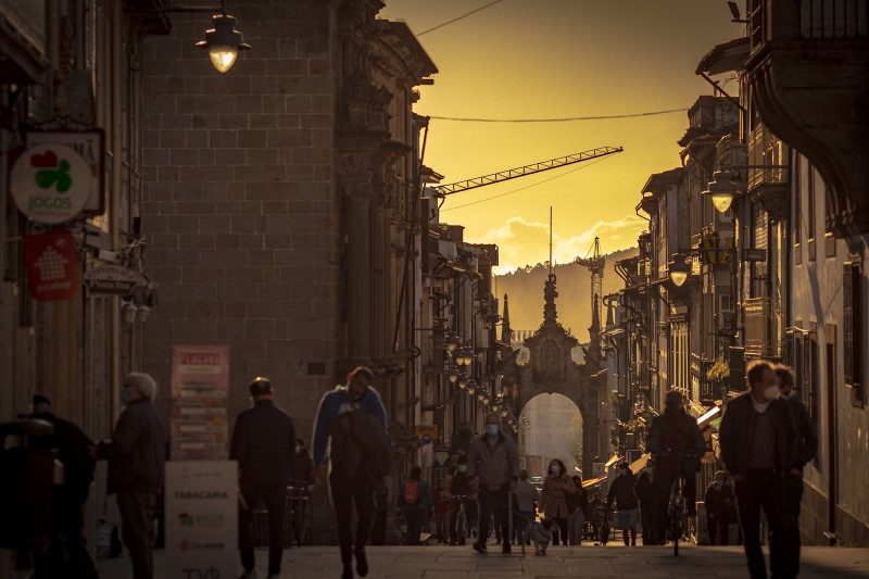 Braga foi o município que mais cresceu na Região Norte