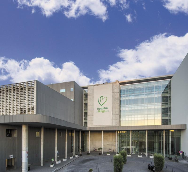 Hospital de Braga aumenta indicadores de produtividade