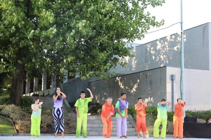 Espectáculo de dança é hino à inclusão social