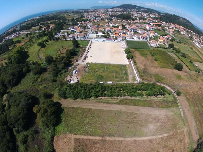 Antas inaugura complexo desportivo