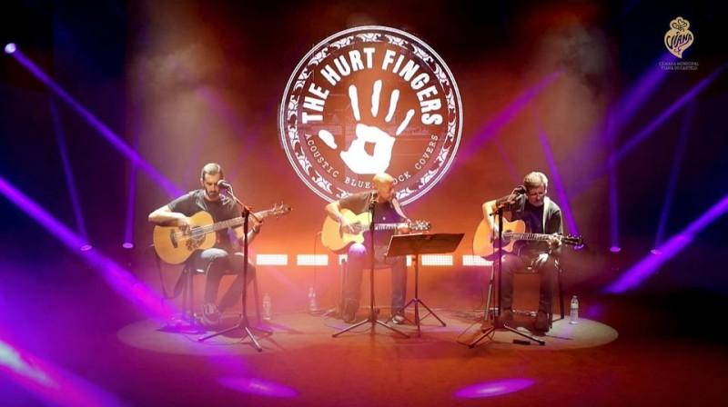 Barcelos: 'The Hurt Fingers' abrem Festival River Blues