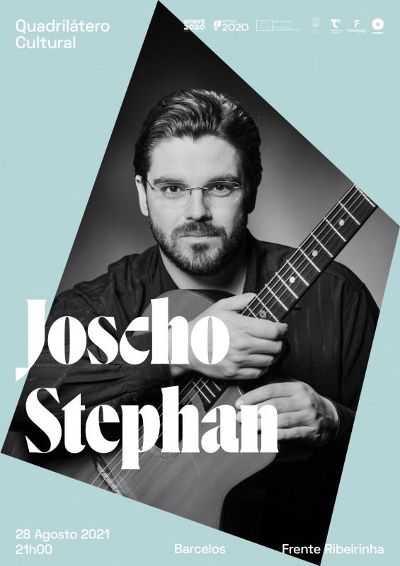 Joscho Stephan leva masterclass a Barcelos