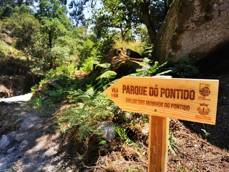 Castelo de Lanhoso apresenta Trilho dos Moinhos do Pontido