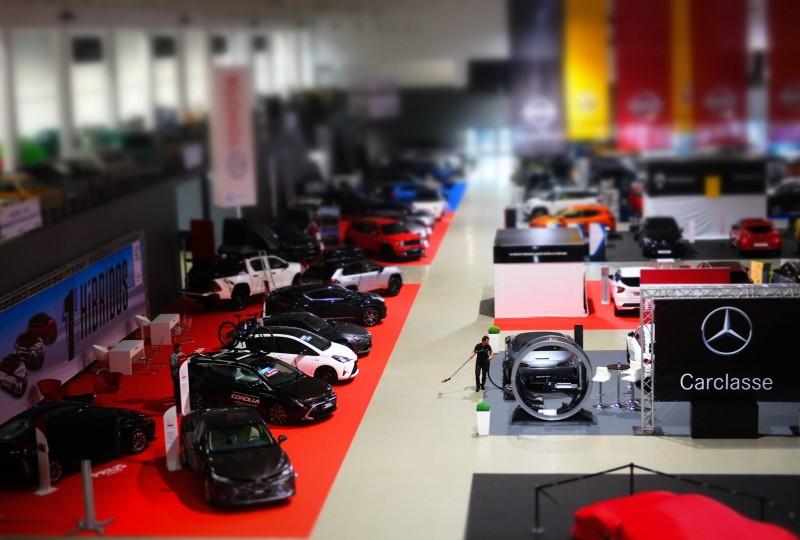Salão Auto, Moto e Mobilidade de Braga regressa no próximo fim-de-semana