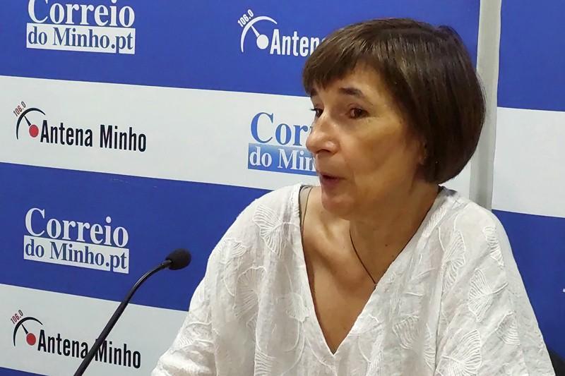 """Teresa Salomé Mota: """"Quero recuperar a noção  de comunidade"""""""