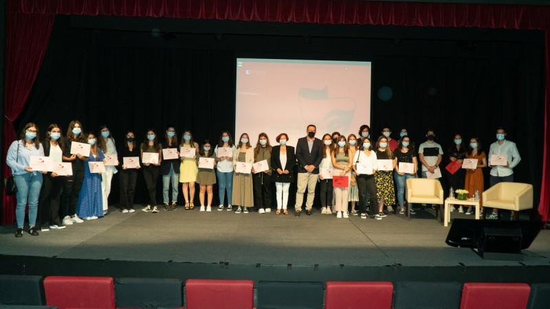 Município de Esposende entregou Bolsas de Estudo a 40 estudantes do Ensino Superior