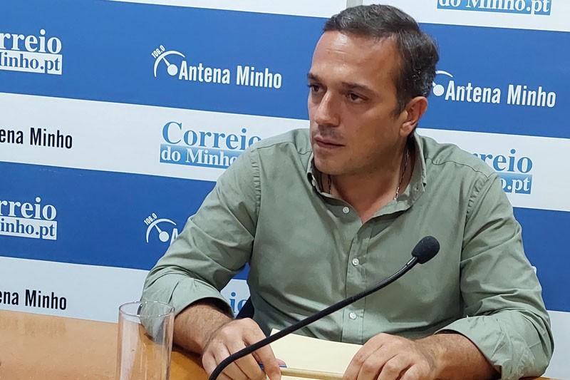 Hugo Pires: Bracarenses desiludidos com esta maioria