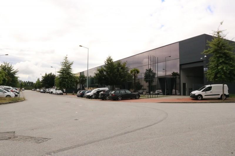Parque Industrial de Gême vai ser ampliado.