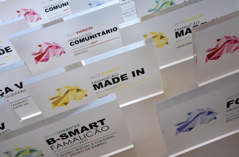 Selos Famalicão Visão'25 distinguem 16 projetos inspiradores