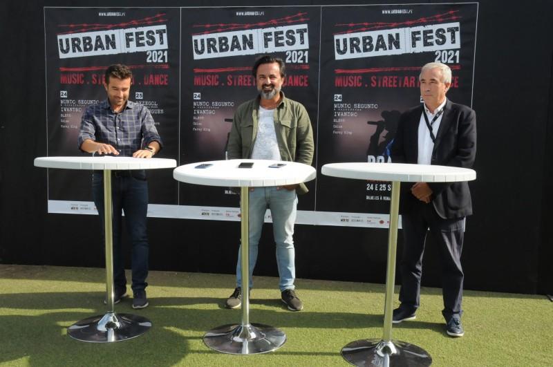Arranca amanhã o Urban Fest