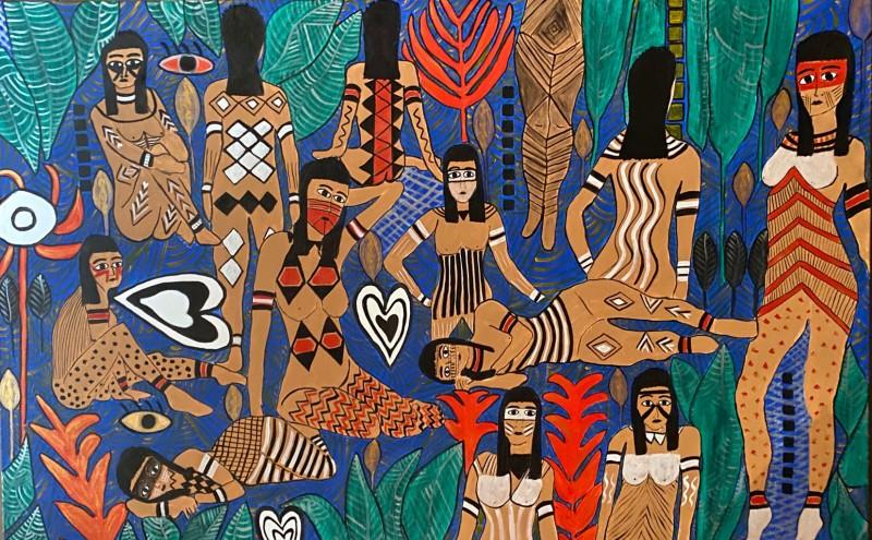 Zélia Mendonça regressa ao Museu Bienal