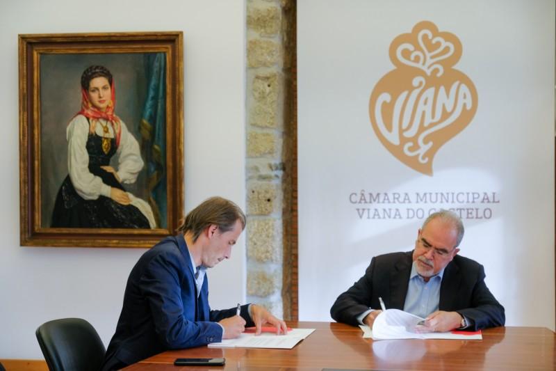 Viana do Castelo e Bombeiros Voluntários avançam com grupo de trabalho para construção de novo quartel