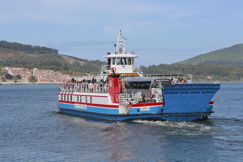 Caminha: Travessias de ferryboat interrompidas por tempo indeterminado