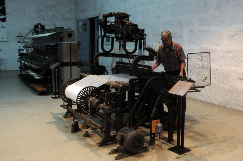 Museu da Indústria Têxtil destaca movimentações operárias
