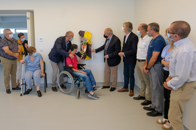 Inaugurado Centro de Atividades Ocupacionais da Associação de Paralisia Cerebral de Viana do Castelo