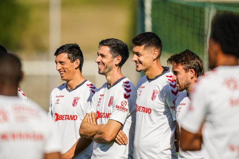 Guerreiros partem para a guerra da defesa da Taça de Portugal