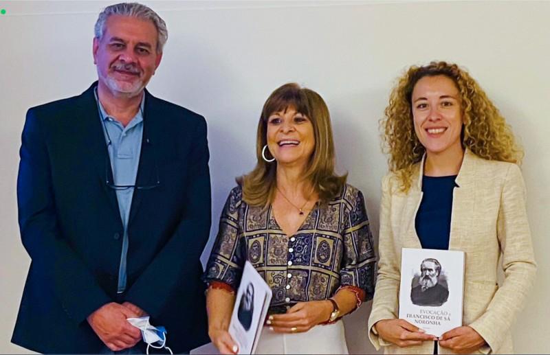 Viana do Castelo: Município lança livro 'Evocação a Francisco de Sá Noronha'