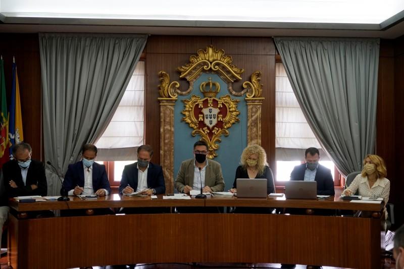 Benjamim Pereira apresentou áreas funcionais do novo executivo