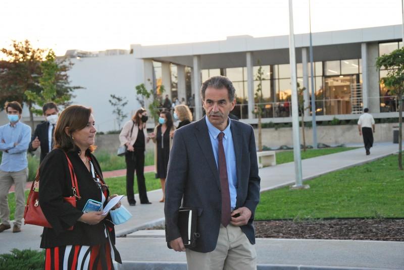 Manuel Heitor marcou presença na recepção a novos alunos do IPCA