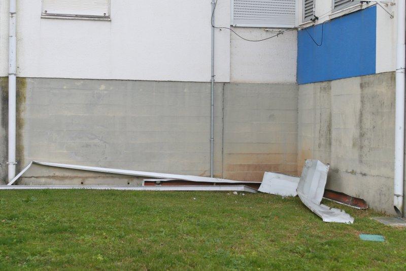 Braga: estragos do mau tempo ainda por reparar