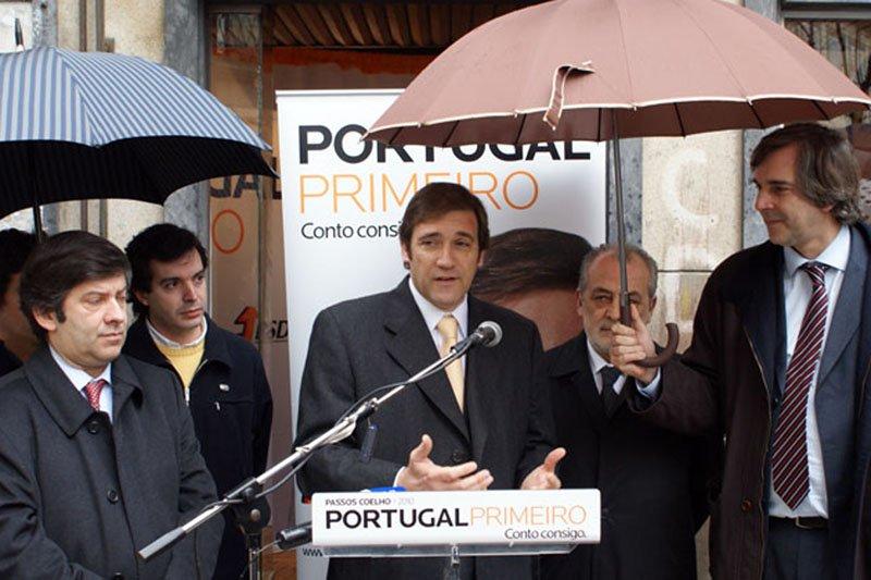 """""""Aumento de impostos é o pior caminho para Portugal"""""""