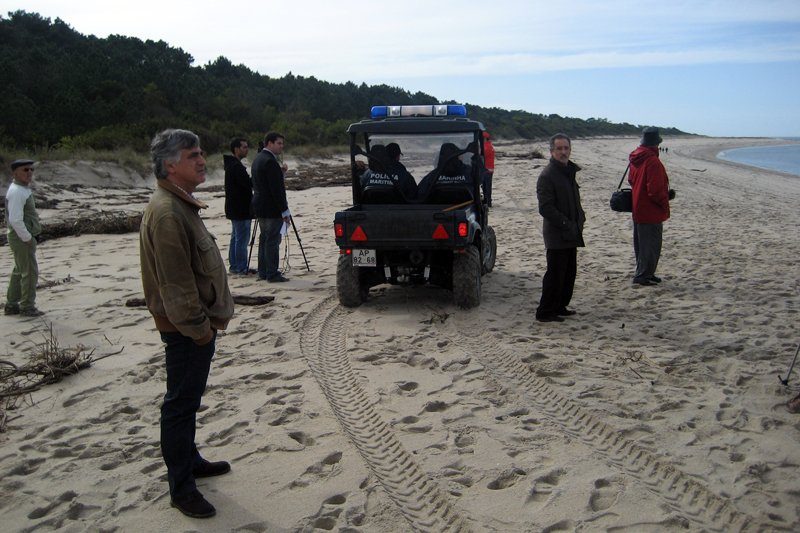 Desassorear para 'salvar' pescadores