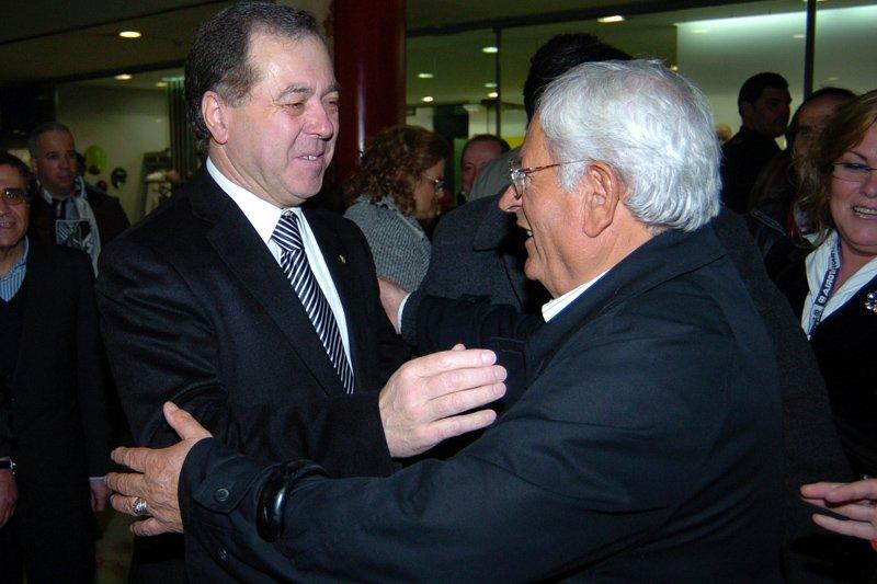 Emílio Macedo reeleito por mais três anos