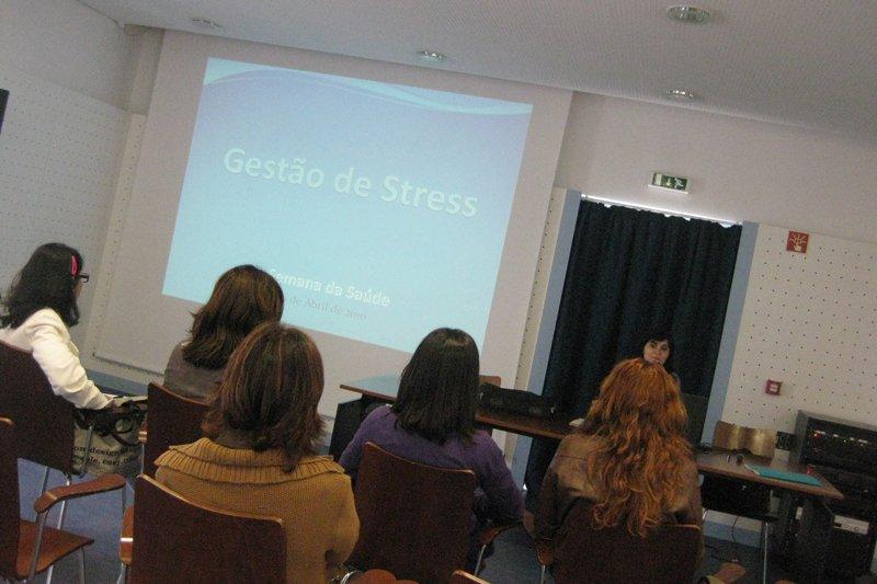 Gestão de 'stress' para colaboradores autárquicos