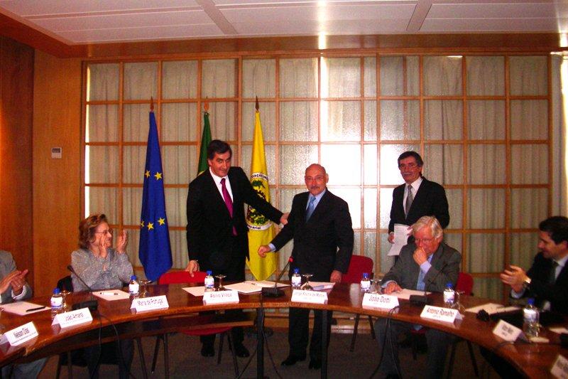 Abílio Vilaça toma posse em Conselho do Artesanato
