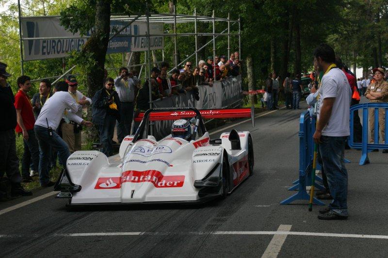 Falperra recebe FIA Hill Climb Masters 2020